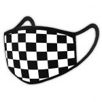 Checkerboard Pattern Mask